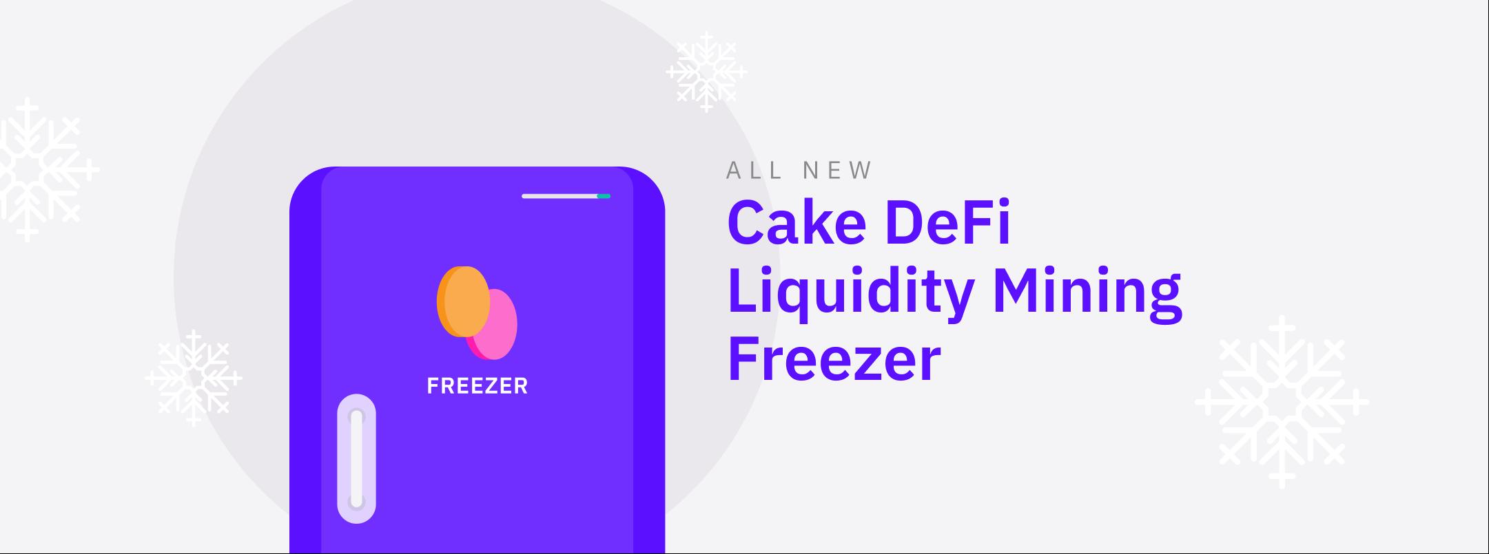 The All New Liquidity Mining Freezer