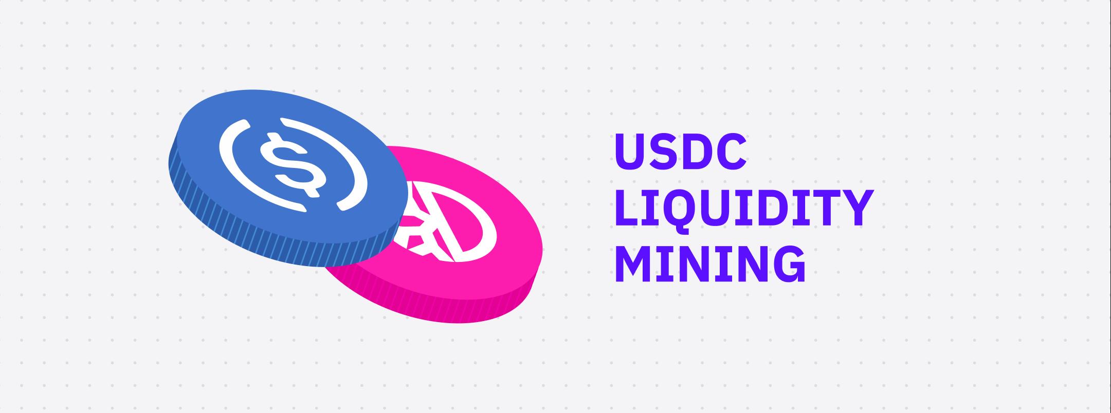 New Taste Explosion – USDC Liquidity Mining