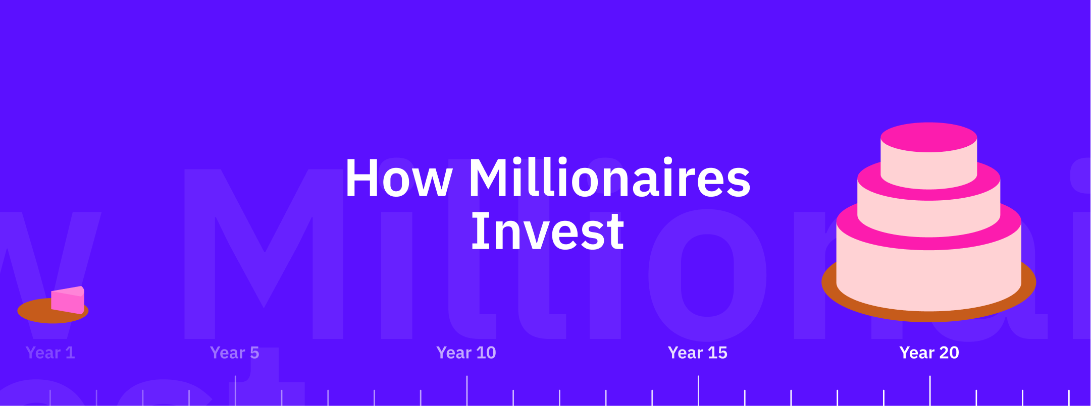 How millionaires invest: Portfolio building from A to Z