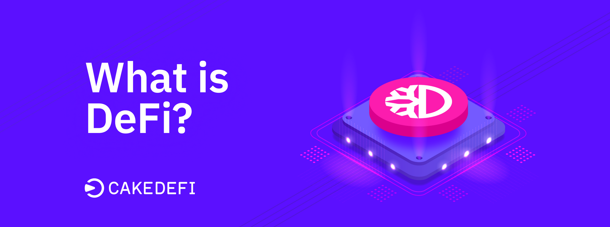What Is DeFi? Understanding This New Technology