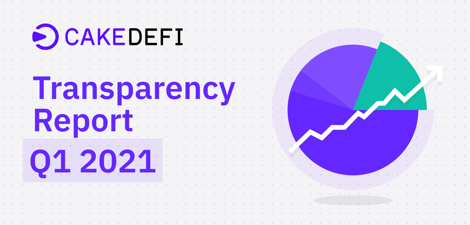Transparency Report Q1 2021